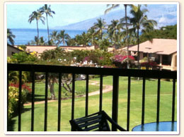 Ocean Views From Wailea Ekahi Village Building 16